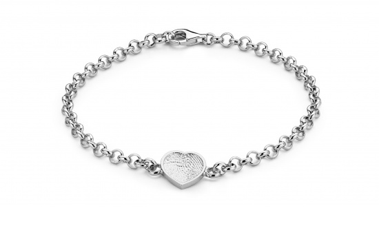 Bliss Heart Armband